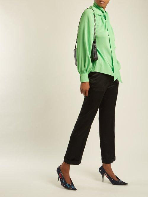 Gathered blouse by Balenciaga