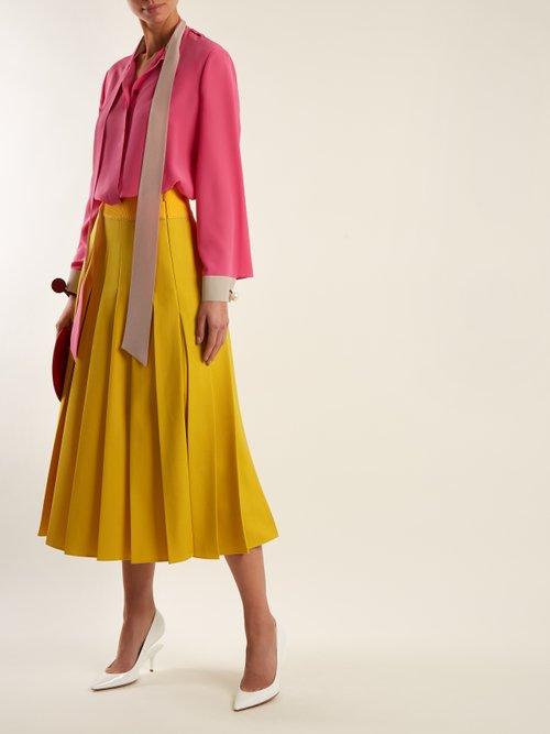 b1ed97607bb6 Petite 2Jours leather tote by Fendi | Coshio Online Shop