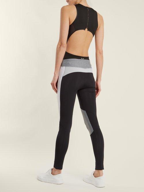 Athena bodysuit by Charli Cohen