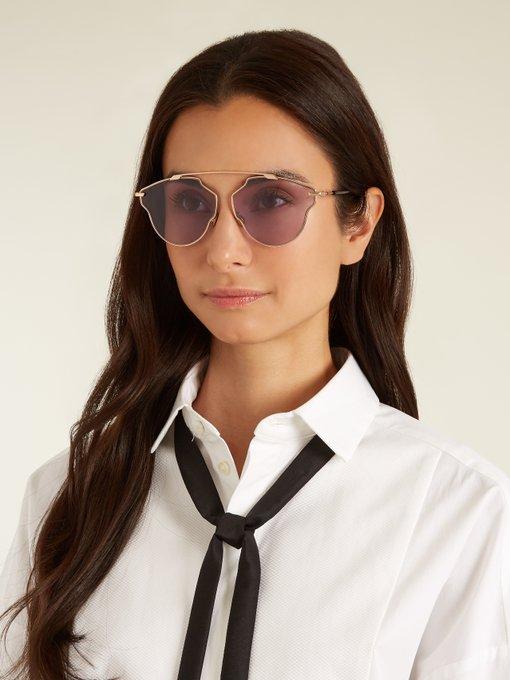 edb33340ae Dior So Real Pop Sunglasses Knock Off