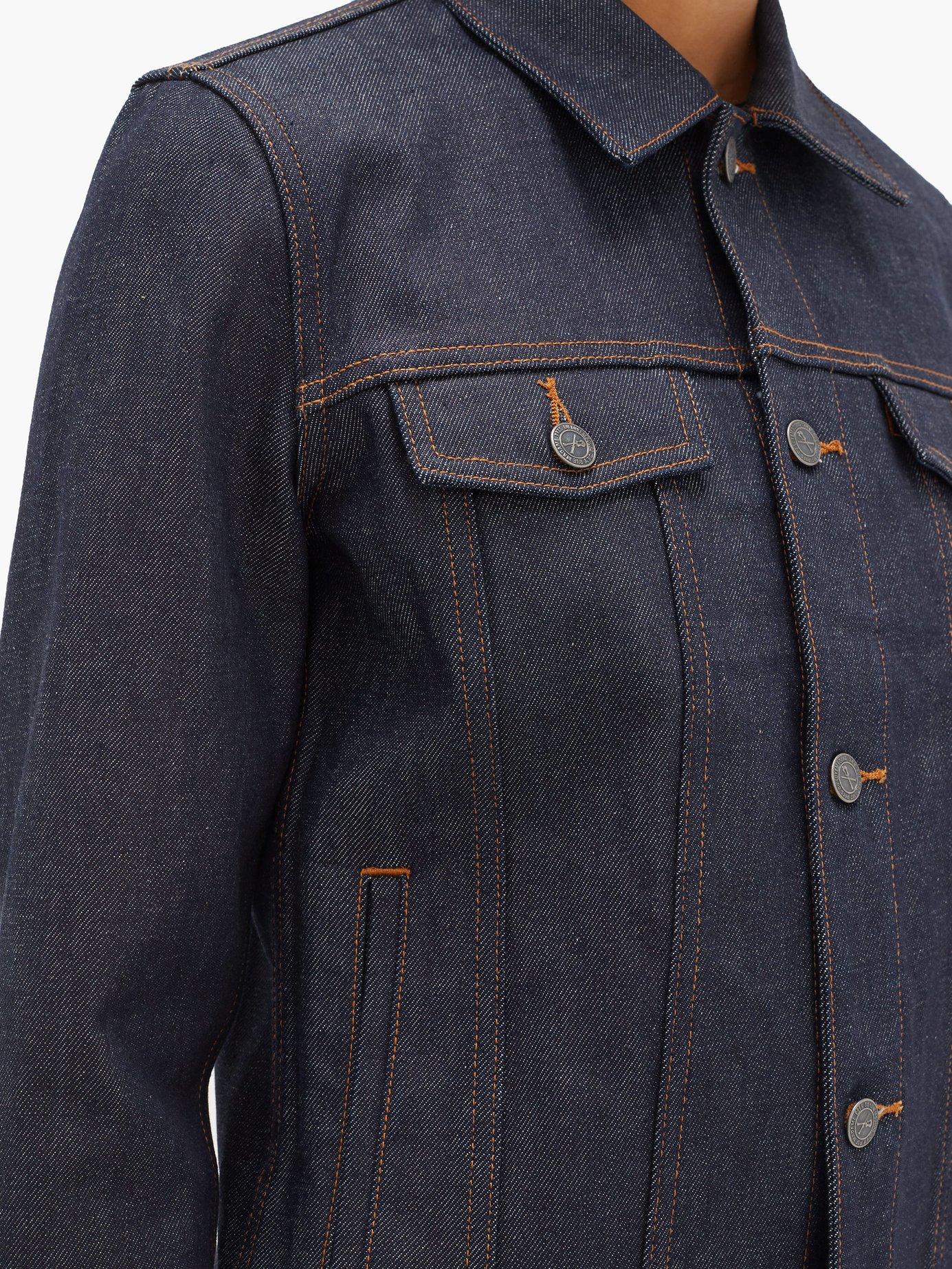 Brandy denim jacket by A.P.C.