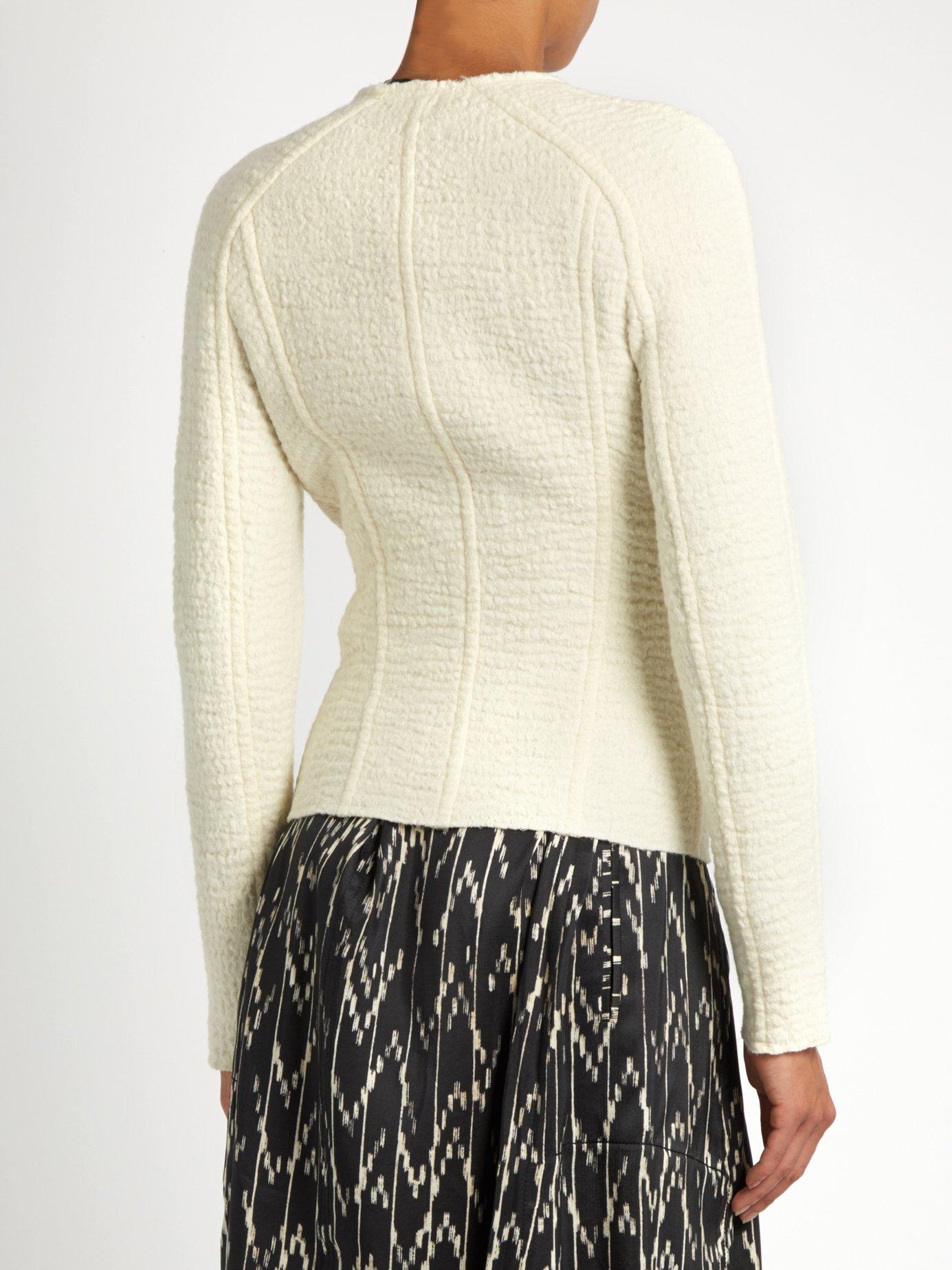 Lawrie wool jacket by Isabel Marant