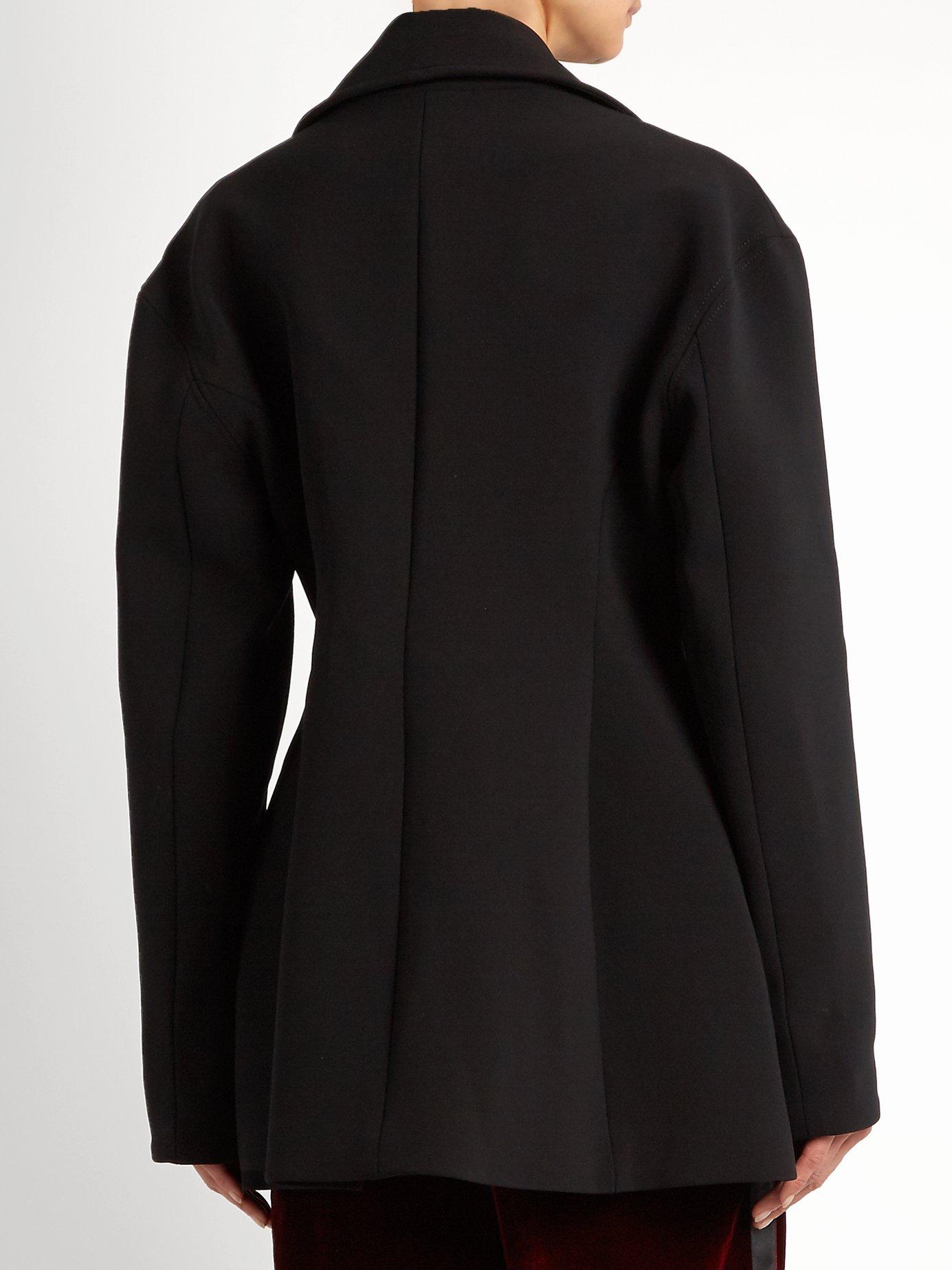Marilyn twill jacket by Ellery