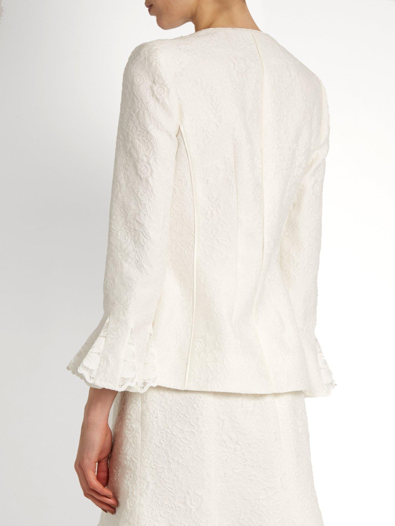 Photo of  by Oscar De La Renta - shop Oscar De La Renta jackets and coats sales