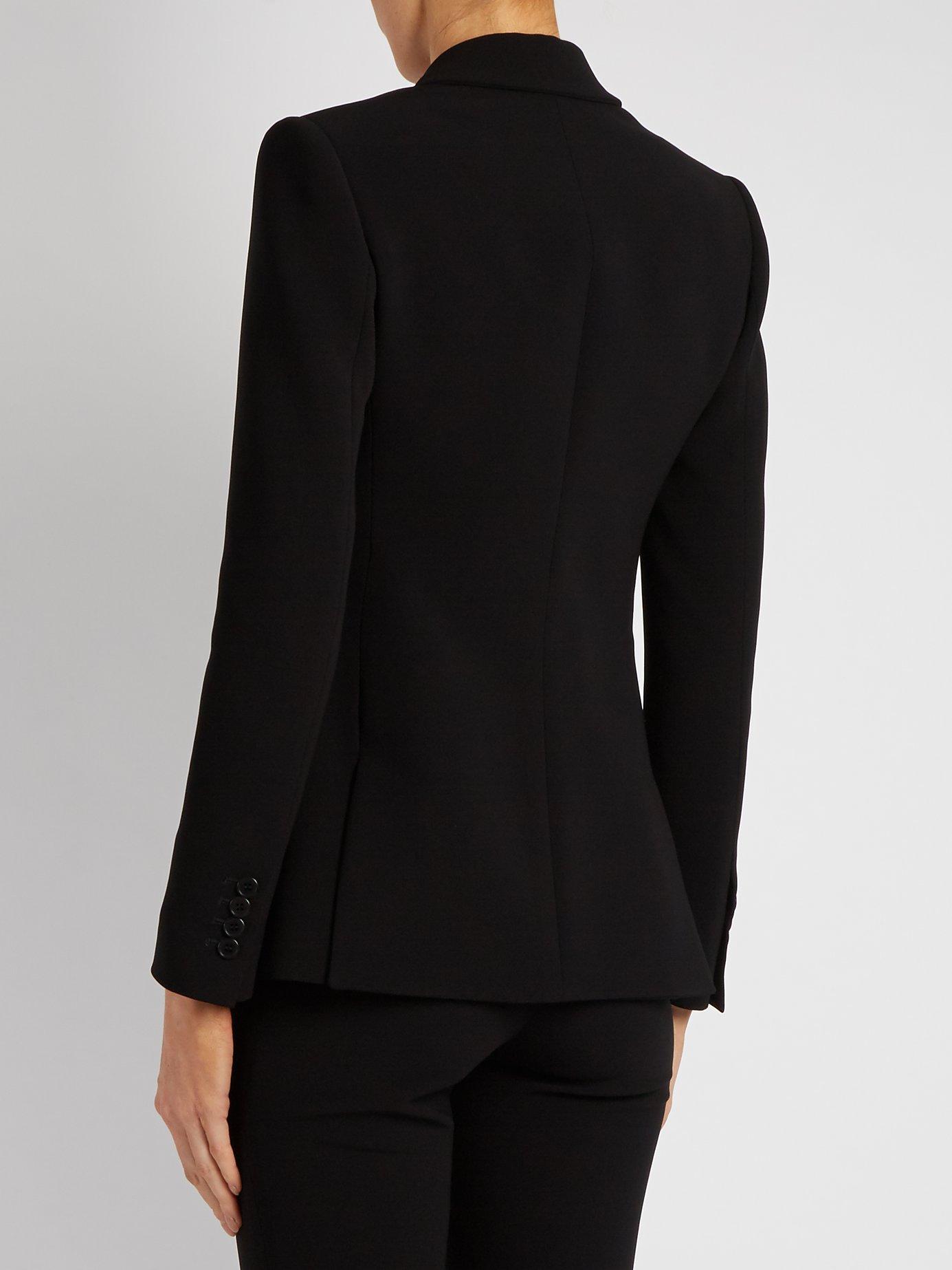Cornwall single-breasted jacket by Altuzarra