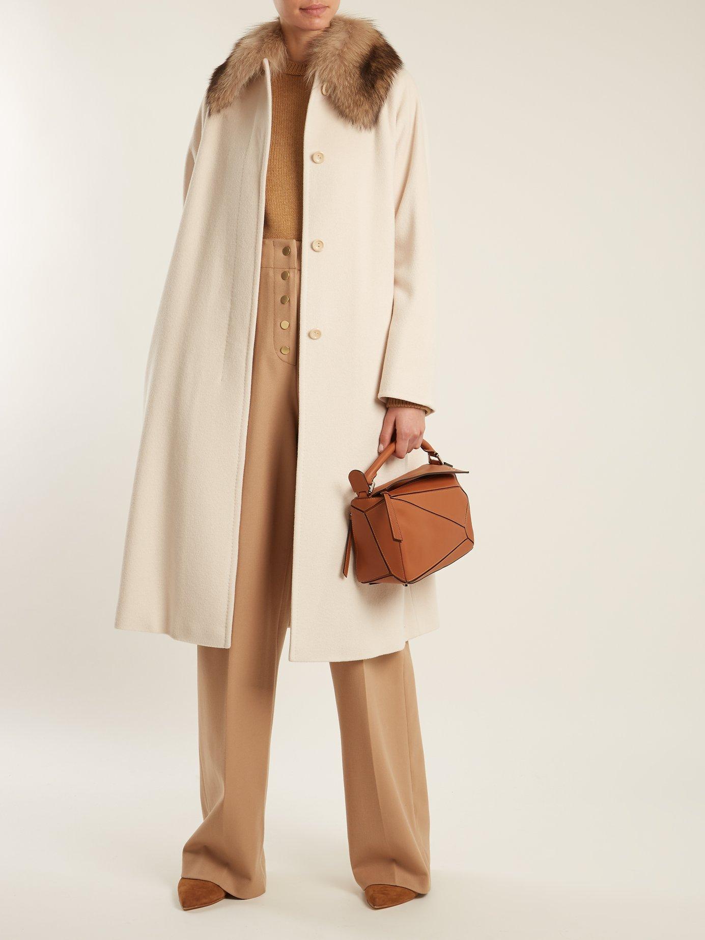 Loris coat by Max Mara Studio