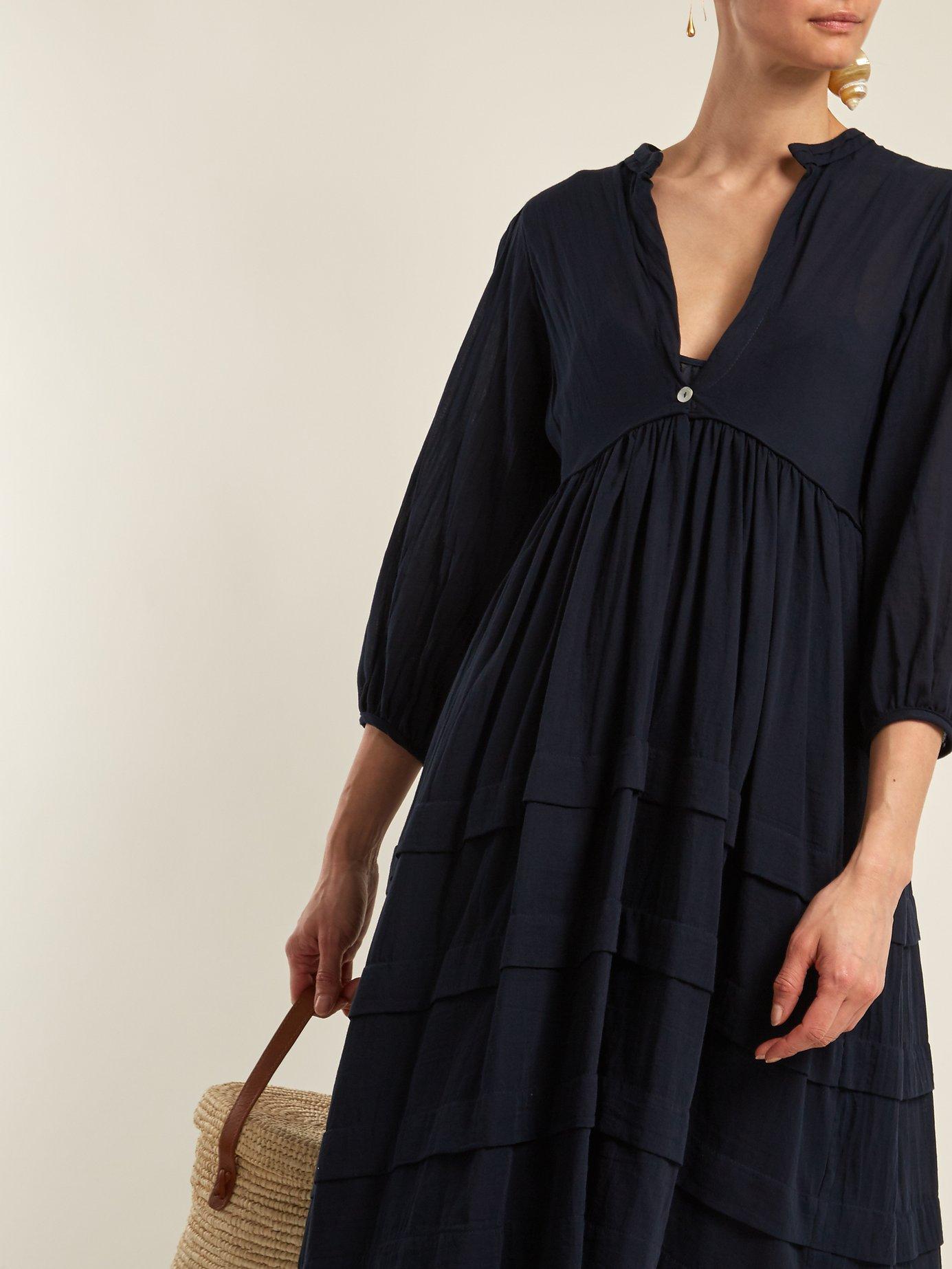 Nova cotton dress by Loup Charmant