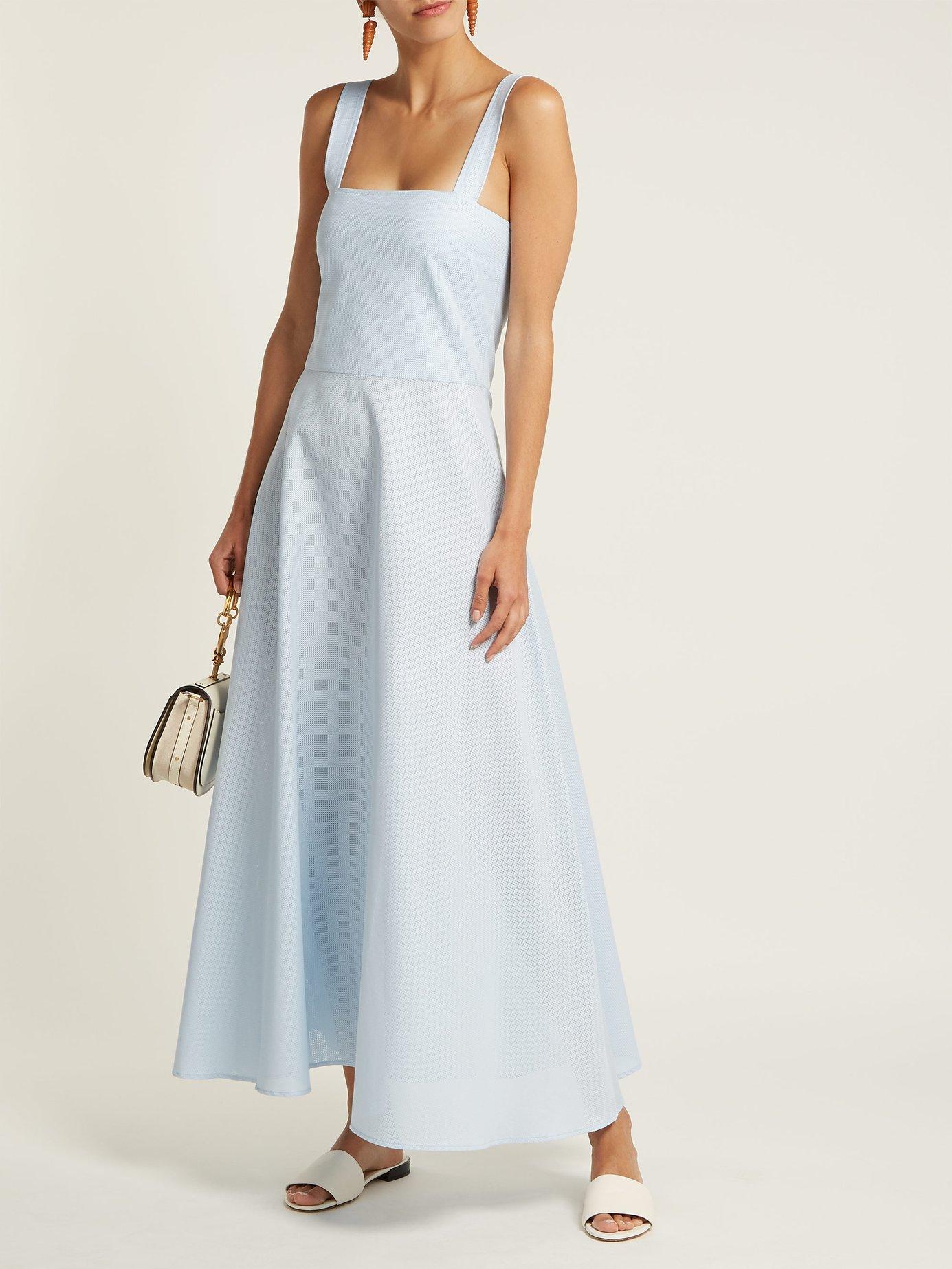Lucinda cotton dress by Gioia Bini