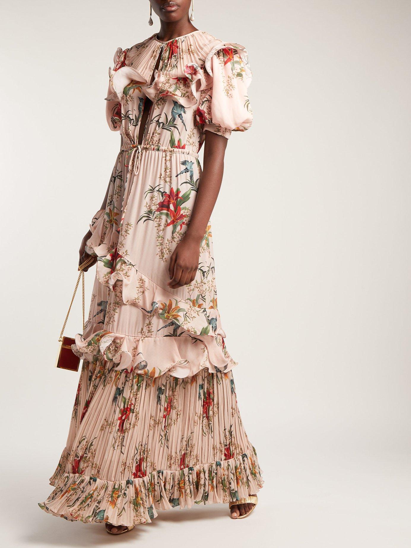 Queen of Sheeba dress by Johanna Ortiz