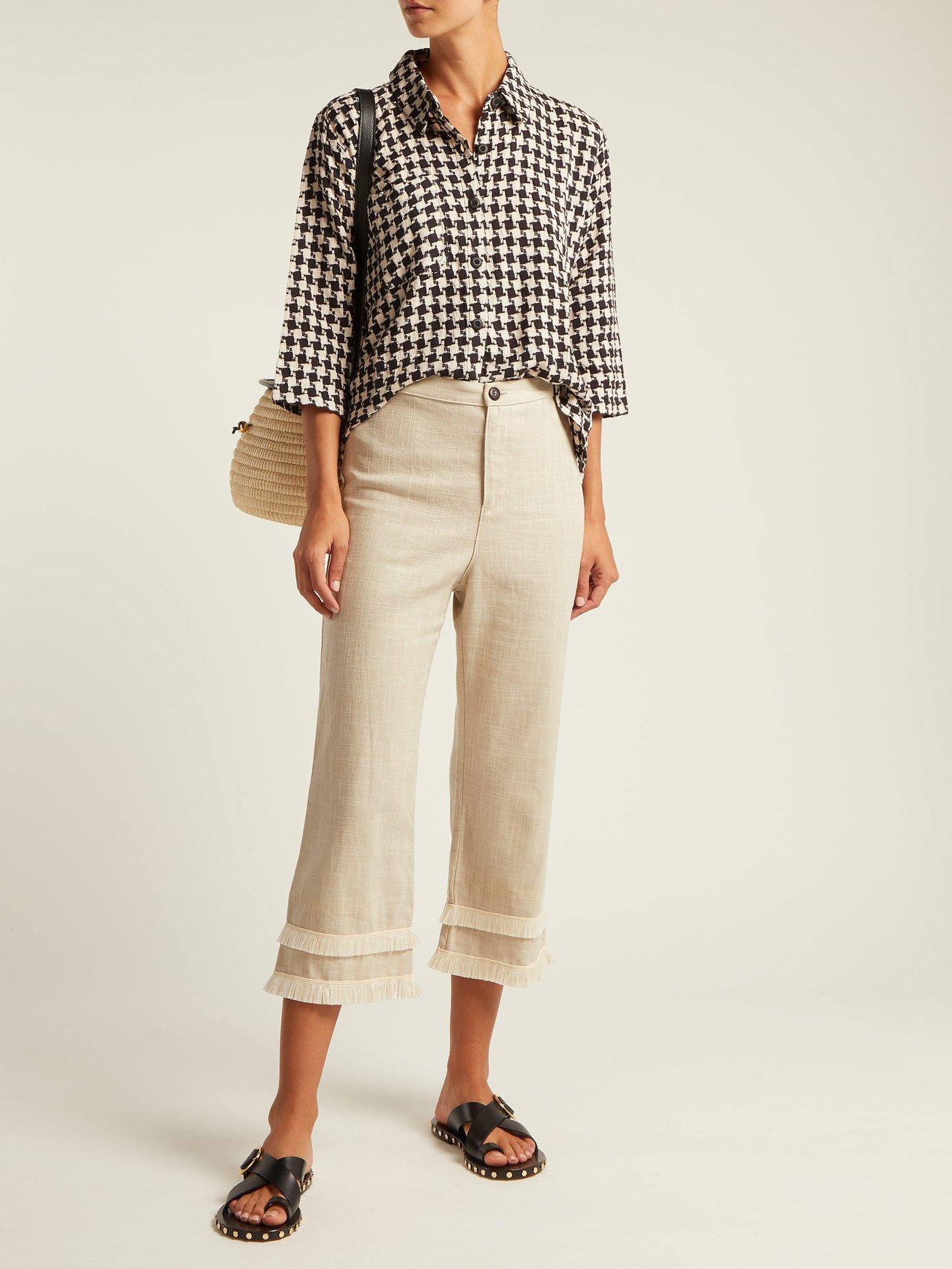 Wheeler cotton shirt by Ace & Jig