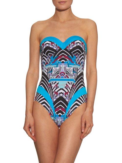 Rhapsody balconette swimsuit by Paolita
