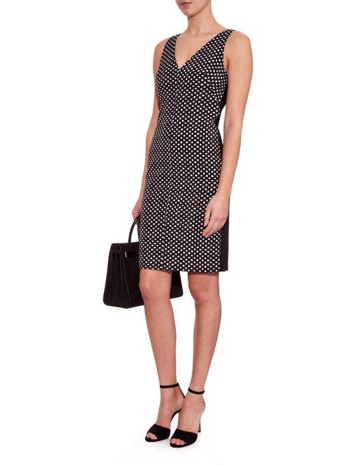 Shop Diane Von Furstenberg Minetta dress online sale