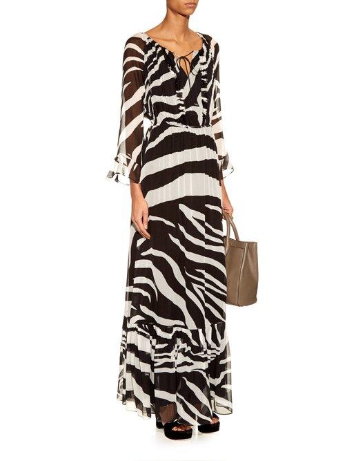 Simonia gown by Diane Von Furstenberg