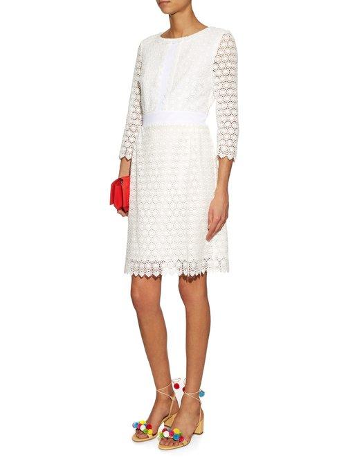 Shop Diane Von Furstenberg Nolly dress online sale
