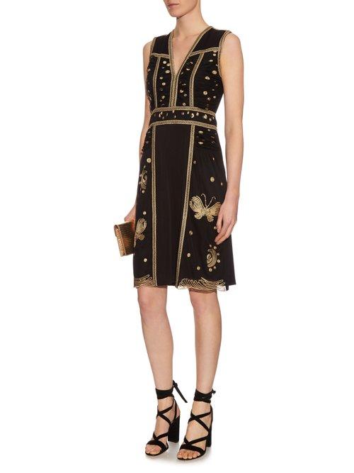 Tyche dress by Diane Von Furstenberg