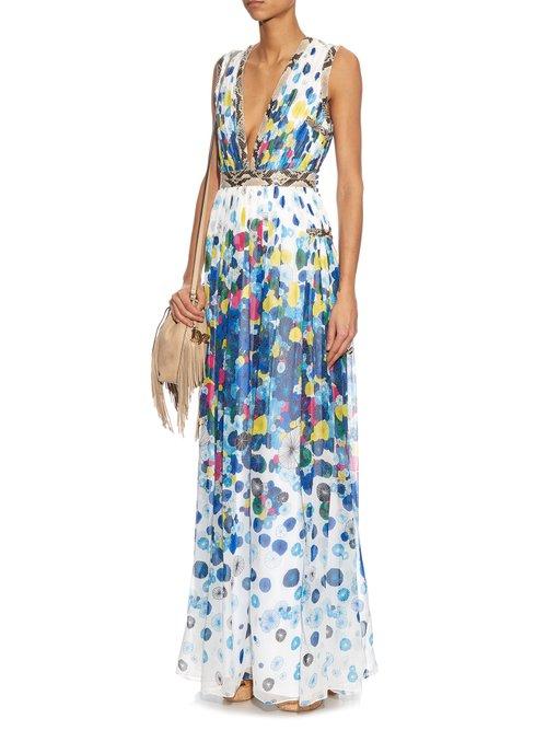 Shop Diane Von Furstenberg Lelani dress online sale