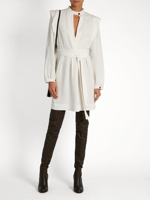 Brad crepe dress by Isabel Marant