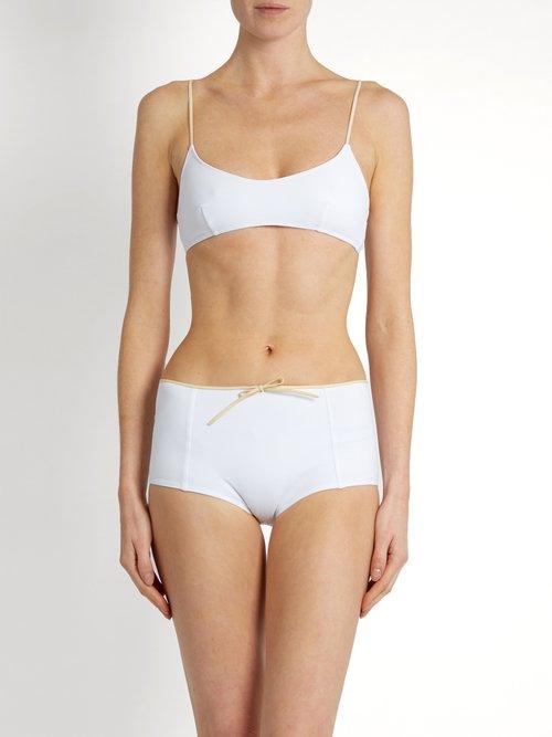 Bikini top by Roxana Salehoun