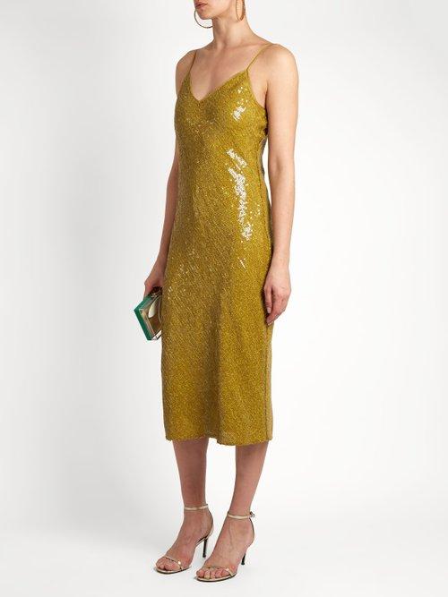 Shop Diane Von Furstenberg Havita dress online sale