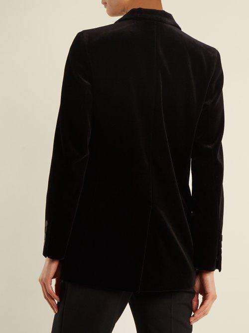 Jealousy Everyday velvet blazer by