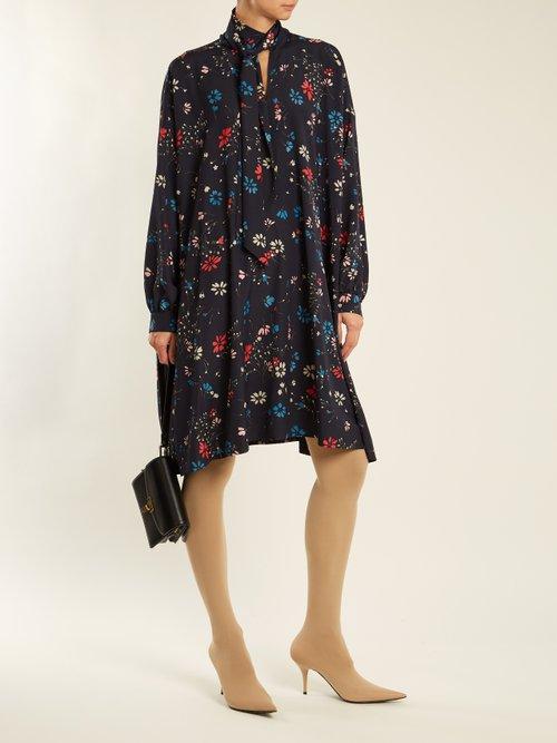 Vareuse dress by Balenciaga