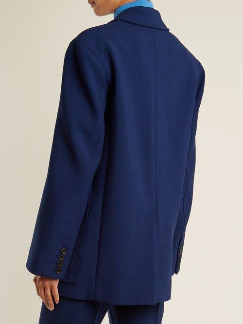 Torrance single-breasted jacket by Kwaidan Editions