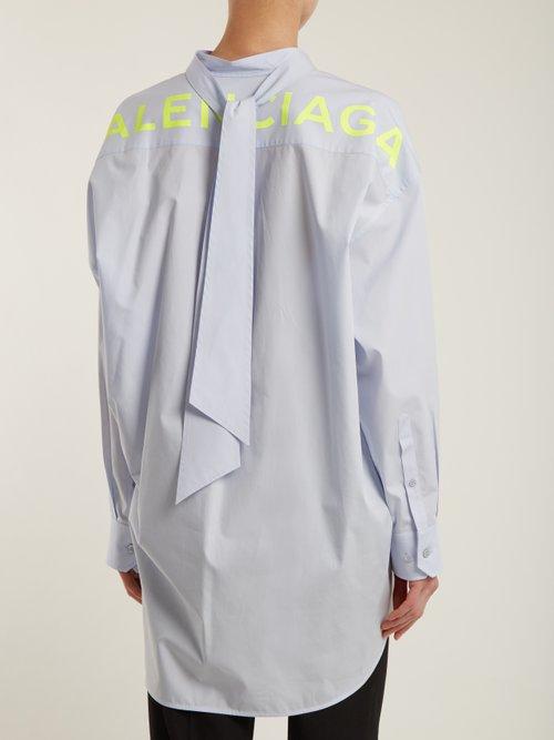 New Swing shirt by Balenciaga
