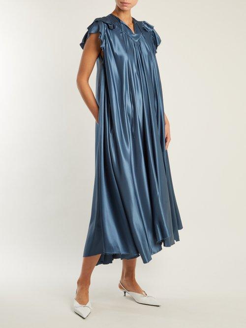 Flou dress by Balenciaga