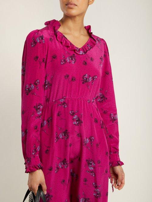 Photo of Balenciaga Hybrid Dress, shop Balenciaga dresses online sale