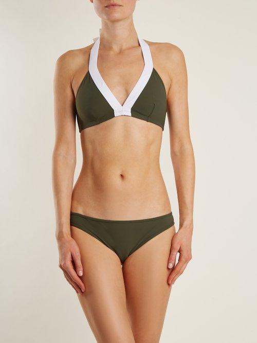 Classic bikini briefs by Diane Von Furstenberg
