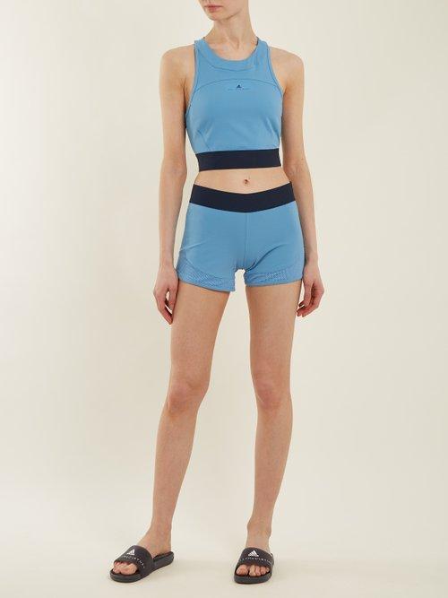 Hot Yoga performance bra by Adidas By Stella Mccartney