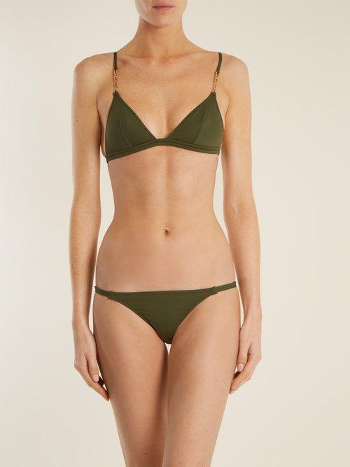 Mexico triangle bikini by Melissa Odabash