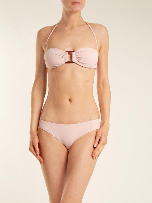 Angola strapless bikini by Melissa Odabash