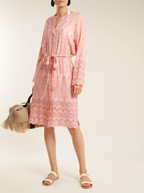 Cecilia Broderie Anglaise Dress by Melissa Odabash