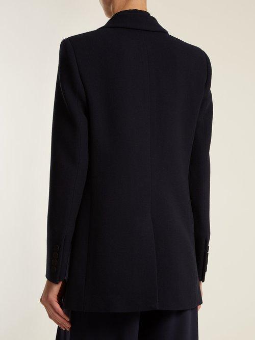 Resolute Everyday wool-crepe blazer by