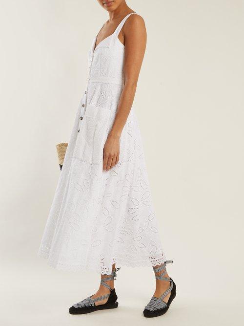 Photo of Jean C gingham-ribbon embellished espadrilles by  - shop  footwear online sales