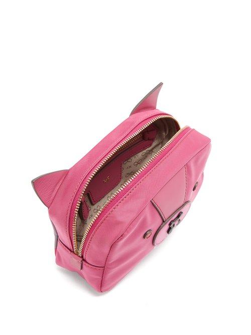 Fox make-up bag by Anya Hindmarch