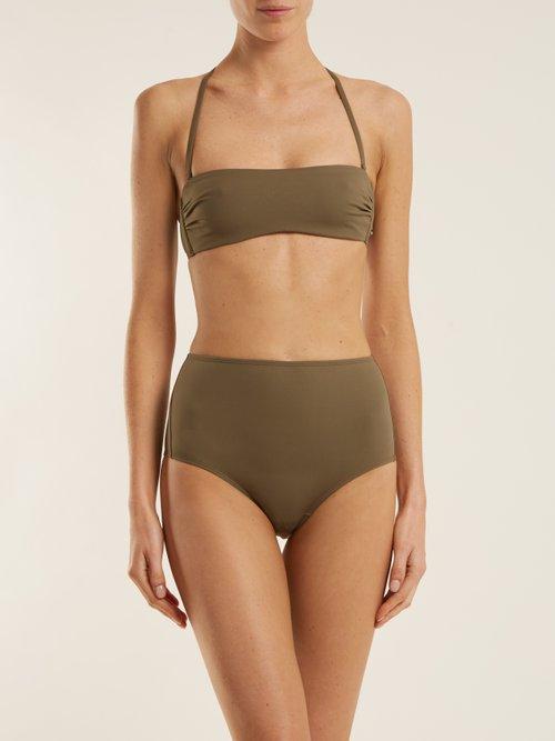 Alinda bikini top by Max Mara Beachwear