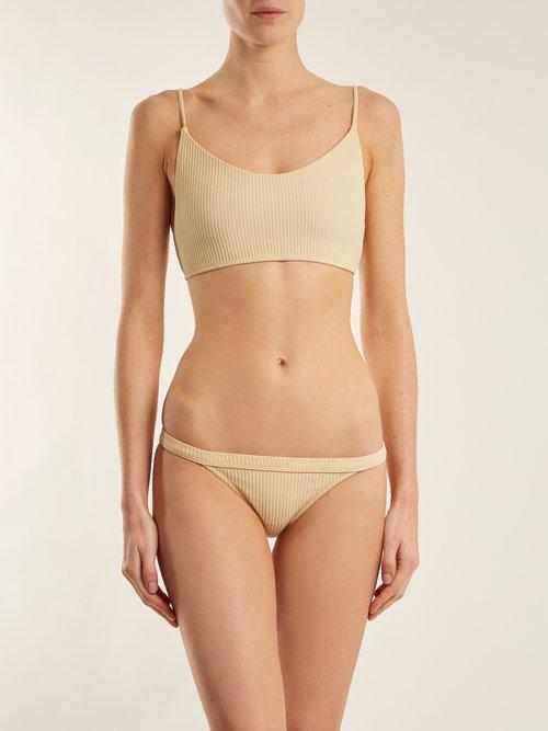 Swoop bikini top by Made By Dawn