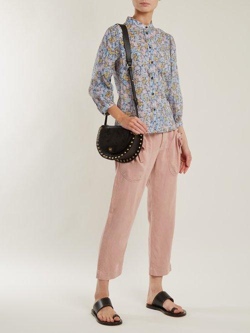 Lilli Treelove-print cotton shirt by M.I.H Jeans