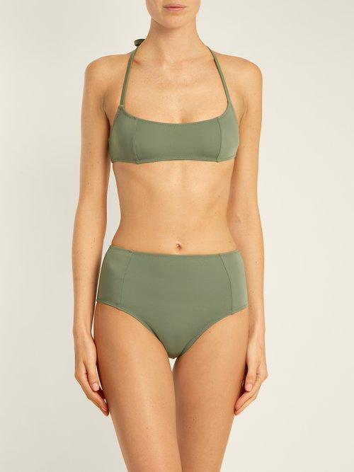 The Jessica bikini top by Solid & Striped