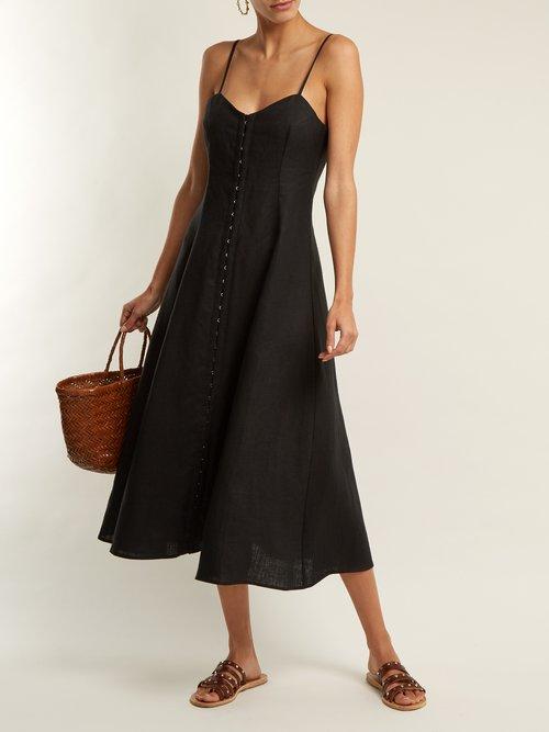 Photo of Robyn A-Line dress by Mara Hoffman - shop Mara Hoffman dressesonline sales
