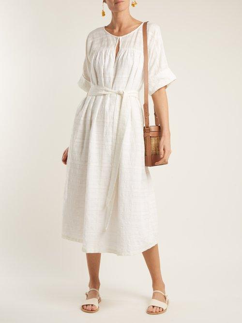 Photo of Harriet cotton dress by Mara Hoffman - shop Mara Hoffman dressesonline sales