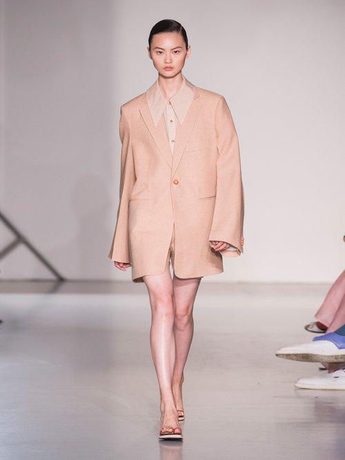 Darius Long Line Jacket by Joseph