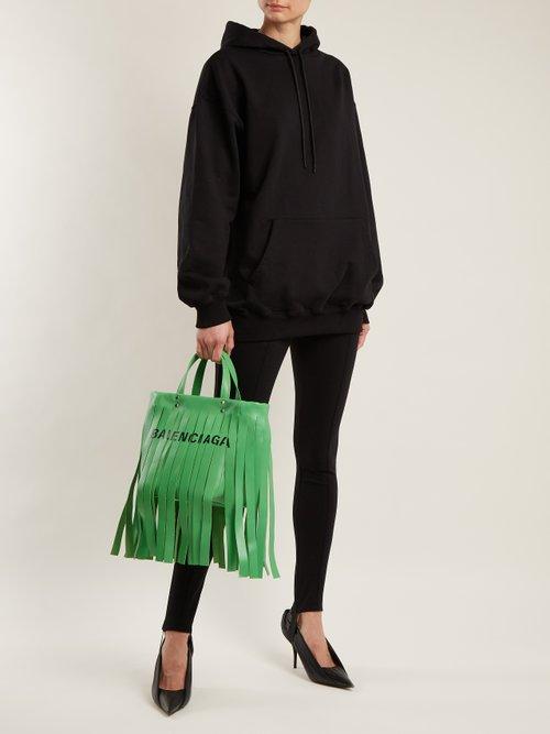 Laundry Fringes XS bag by Balenciaga