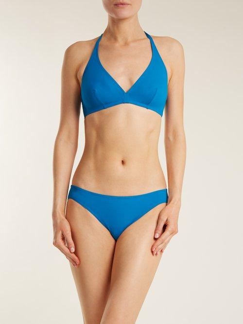 Gang Scarlett halterneck bikini by Eres