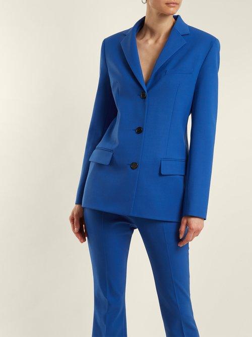 Vienna Single Breasted Jacket by Kwaidan Editions