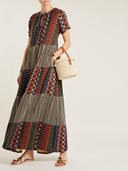Daze cotton-blend dress by Ace & Jig
