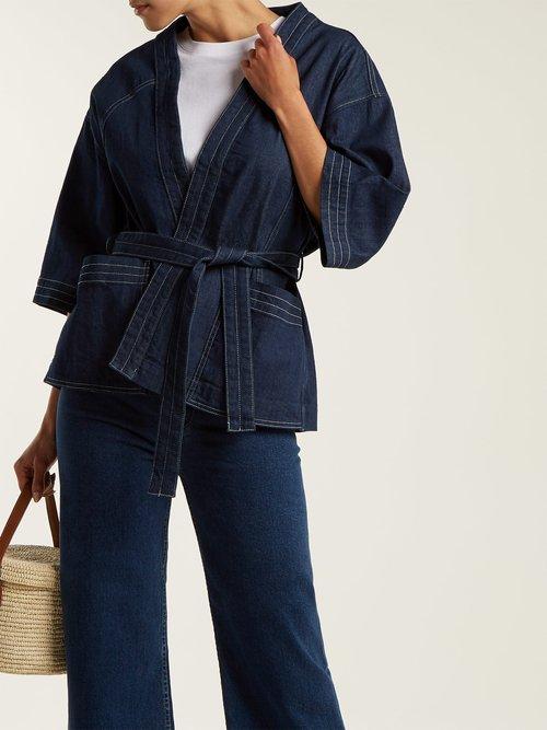 Farrier Denim Jacket by M.I.H Jeans