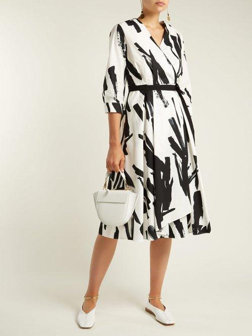 Shop Weekend Max Mara Cartone dress online sale